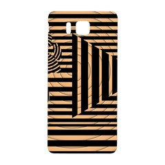 Wooden Pause Play Paws Abstract Oparton Line Roulette Spin Samsung Galaxy Alpha Hardshell Back Case