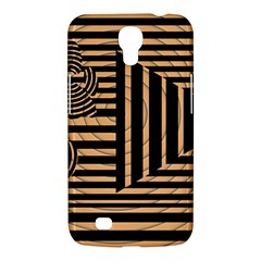 Wooden Pause Play Paws Abstract Oparton Line Roulette Spin Samsung Galaxy Mega 6 3  I9200 Hardshell Case