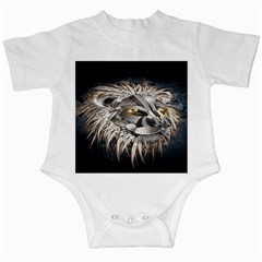 Lion Robot Infant Creepers