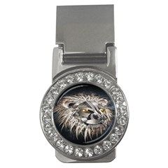 Lion Robot Money Clips (cz)
