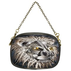 Lion Robot Chain Purses (one Side)
