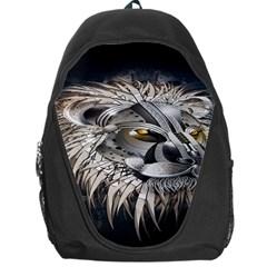 Lion Robot Backpack Bag