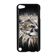 Lion Robot Apple Ipod Touch 5 Case (black)