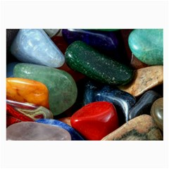 Stones Colors Pattern Pebbles Macro Rocks Large Glasses Cloth