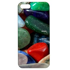 Stones Colors Pattern Pebbles Macro Rocks Apple Iphone 5 Hardshell Case With Stand