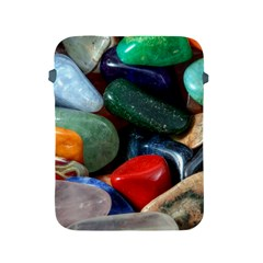 Stones Colors Pattern Pebbles Macro Rocks Apple Ipad 2/3/4 Protective Soft Cases
