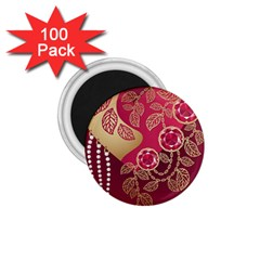 Love Heart 1 75  Magnets (100 Pack)