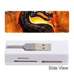 Dragon And Fire Memory Card Reader (stick)