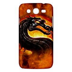 Dragon And Fire Samsung Galaxy Mega 5 8 I9152 Hardshell Case
