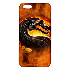 Dragon And Fire Iphone 6 Plus/6s Plus Tpu Case
