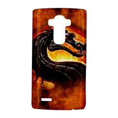 Dragon And Fire Lg G4 Hardshell Case