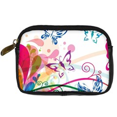 Butterfly Vector Art Digital Camera Cases