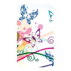 Butterfly Vector Art Memory Card Reader