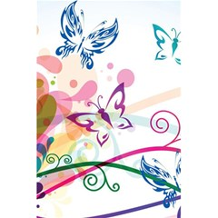 Butterfly Vector Art 5 5  X 8 5  Notebooks