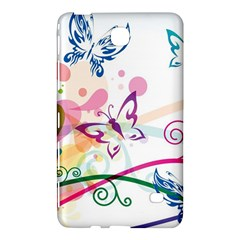 Butterfly Vector Art Samsung Galaxy Tab 4 (7 ) Hardshell Case
