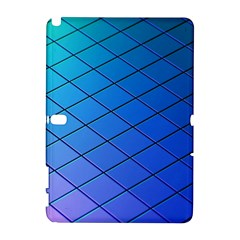 Blue Pattern Plain Cartoon Galaxy Note 1