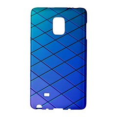 Blue Pattern Plain Cartoon Galaxy Note Edge