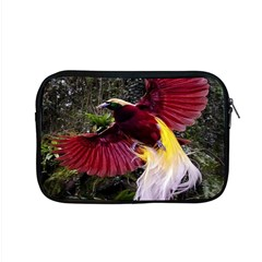 Cendrawasih Beautiful Bird Of Paradise Apple Macbook Pro 15  Zipper Case