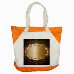 Floral 3 Accent Tote Bag