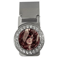 Beautiful Women Fantasy Art Money Clips (cz)