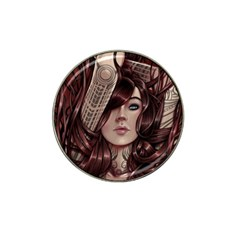 Beautiful Women Fantasy Art Hat Clip Ball Marker (10 Pack)