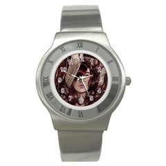 Beautiful Women Fantasy Art Stainless Steel Watch