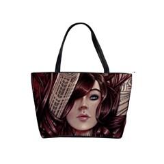 Beautiful Women Fantasy Art Shoulder Handbags