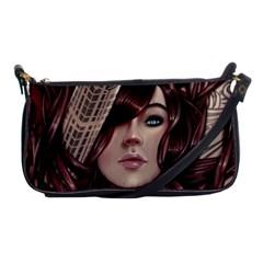 Beautiful Women Fantasy Art Shoulder Clutch Bags