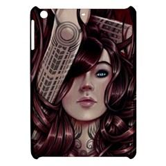 Beautiful Women Fantasy Art Apple Ipad Mini Hardshell Case