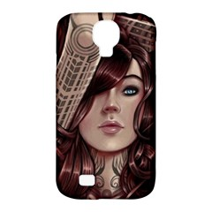 Beautiful Women Fantasy Art Samsung Galaxy S4 Classic Hardshell Case (pc+silicone)