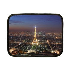 Paris At Night Netbook Case (small)
