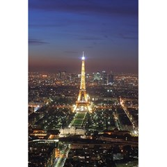 Paris At Night 5 5  X 8 5  Notebooks
