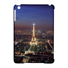 Paris At Night Apple Ipad Mini Hardshell Case (compatible With Smart Cover)