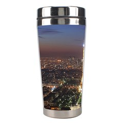 Paris At Night Stainless Steel Travel Tumblers