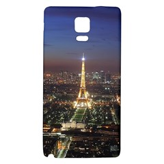 Paris At Night Galaxy Note 4 Back Case