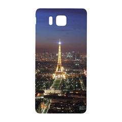 Paris At Night Samsung Galaxy Alpha Hardshell Back Case