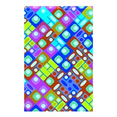 Pattern Factory 32b Shower Curtain 48  X 72  (small)