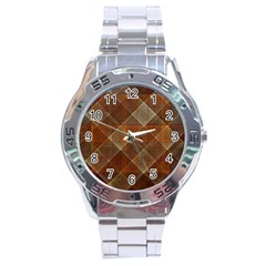 Allsquared Stainless Steel Analogue Watch