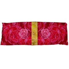 Rose And Roses And Another Rose Body Pillow Case (dakimakura)
