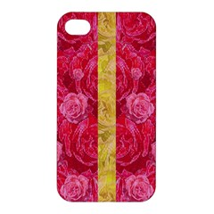 Rose And Roses And Another Rose Apple Iphone 4/4s Premium Hardshell Case