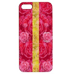 Rose And Roses And Another Rose Apple Iphone 5 Hardshell Case With Stand