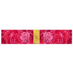 Rose And Roses And Another Rose Flano Scarf (small)