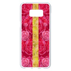 Rose And Roses And Another Rose Samsung Galaxy S8 Plus White Seamless Case