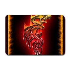 Dragon Fire Small Doormat
