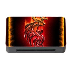 Dragon Fire Memory Card Reader With Cf
