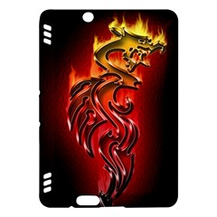 Dragon Fire Kindle Fire Hdx Hardshell Case