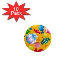 Sweets And Sugar Candies Vector  1  Mini Magnet (10 Pack)