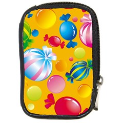 Sweets And Sugar Candies Vector  Compact Camera Cases