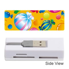 Sweets And Sugar Candies Vector  Memory Card Reader (stick)