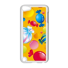 Sweets And Sugar Candies Vector  Apple Ipod Touch 5 Case (white)
